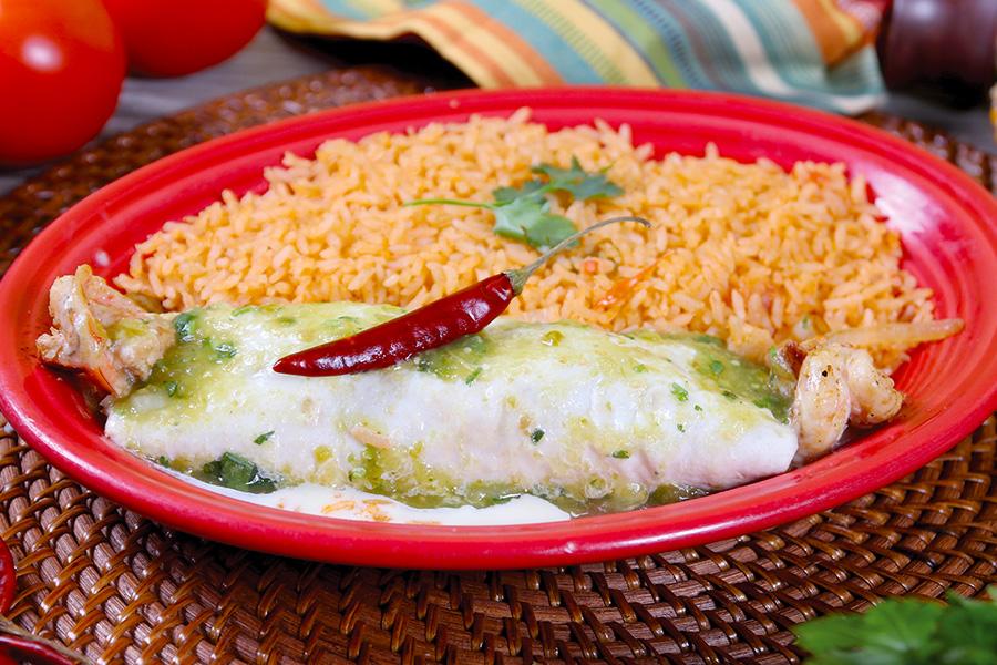 Burrito Tampico